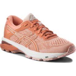Buty ASICS - GT-1000 6 T7A9N  Seashell Pink/Begonia Pink/White 1706. Czarne buty do biegania damskie marki Asics. W wyprzedaży za 319,00 zł.