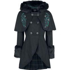 Harry Potter Forbidden Forest - Magical Creatures Płaszcz damski czarny. Szare płaszcze damskie z futerkiem marki bonprix. Za 599,90 zł.