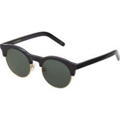 Han Kjobenhavn SMITH Okulary przeciwsłoneczne black. Czarne okulary przeciwsłoneczne damskie aviatory Han Kjobenhavn. Za 569,00 zł.