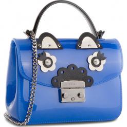 Torebka FURLA - Cupido 961686 B BQA6 J62 Gineoro e. Niebieskie torebki klasyczne damskie Furla, z tworzywa sztucznego. W wyprzedaży za 629,00 zł.