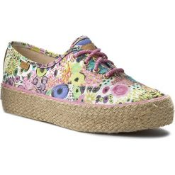 Tomsy damskie: Espadryle KEDS – Triple Liberty WF54719 Floral Pink