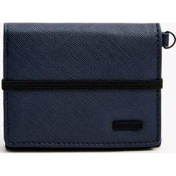 Portfele męskie: Mały portfel