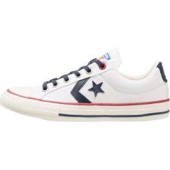 Converse STAR PLAYER Tenisówki i Trampki white/athletic navy/garnet. Białe trampki chłopięce Converse, z materiału. Za 249,00 zł.
