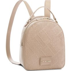 Plecak LOVE MOSCHINO - JC4229PP05KB0108  Tortora. Brązowe plecaki damskie marki Love Moschino, ze skóry ekologicznej, klasyczne. Za 859,00 zł.
