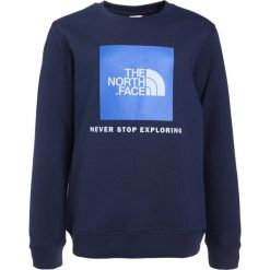 Bluzy chłopięce: The North Face BOX CREW COSMIC Bluza cosmic blue