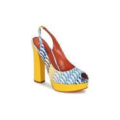 Buty ślubne damskie: Sandały Missoni  XM005