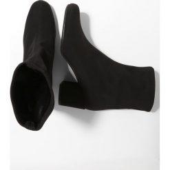 Botki damskie: Pretty Ballerinas Botki black