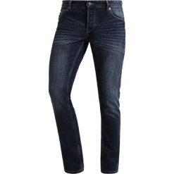 Jeansy męskie: Solid JOY STRETCH Jeansy Slim Fit blue