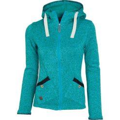 Bluzy damskie: Woox Bluza damska Tune Fleece Ladies´ Azure niebieska r. 46