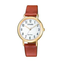 Zegarki damskie: Citizen Elegance EM0578-17A - Zobacz także Książki, muzyka, multimedia, zabawki, zegarki i wiele więcej