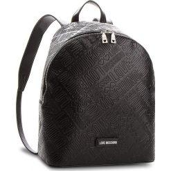 Plecaki damskie: Plecak LOVE MOSCHINO – JC4030PP16LE0000  Nero