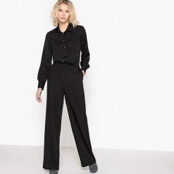 Kombinezony damskie: Kombinezon spodnie z koszulą