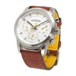 """Zegarki męskie: Zegarek """"DT-43MW12SL-33LB"""" w kolorze brązowo-białym"""