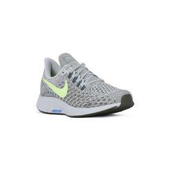 Buty do biegania Nike  ZOOM PEGASUS 35 GS. Szare buty do biegania damskie Nike, nike zoom. Za 372,86 zł.