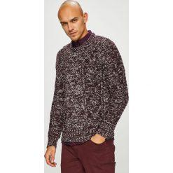 Medicine - Sweter Northern Story. Brązowe swetry klasyczne męskie MEDICINE, l, z dzianiny. W wyprzedaży za 135,90 zł.