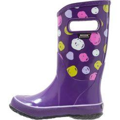 Buty zimowe damskie: Bogs Kalosze violet/multicolor