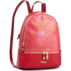 Plecaki damskie: Plecak NOBO - NBAG-E1150-C005 Czerwony