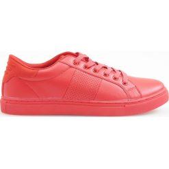 Buty sportowe męskie: Sportowe buty – Czerwony