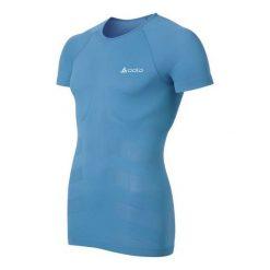 Odlo Koszulka męska Evolution Cool niebieska r. L (182002). Szare t-shirty męskie marki Odlo. Za 159,95 zł.