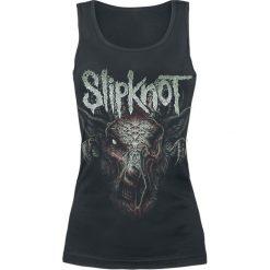Slipknot Infected Goat Top damski czarny. Topy damskie marki Slipknot, s. Za 54,90 zł.