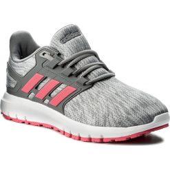 Buty adidas - Energy Cloud 2 W CP9773 Gretwo/Reapnk/Grethr. Czarne buty do biegania damskie marki Adidas, z kauczuku. W wyprzedaży za 199,00 zł.