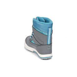 Śniegowce Dziecko Merrell  SNOW BANK 2.0 WTRPF. Białe buty zimowe chłopięce marki Born2be, z materiału, na sznurówki. Za 244,30 zł.