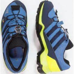 Adidas Performance TERREX GTX Obuwie hikingowe trace royal/collegiate navy/solar slime. Brązowe buty sportowe męskie marki adidas Performance, z gumy. Za 379,00 zł.