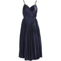 Sukienki hiszpanki: Chi Chi London Tall MELANIE Sukienka koktajlowa dark blue