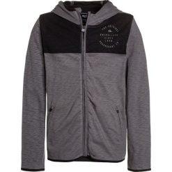Quiksilver Kardigan medium grey heather. Szare swetry chłopięce marki Quiksilver, krótkie. W wyprzedaży za 134,10 zł.