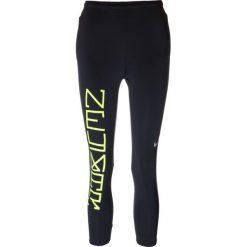 Nike Performance DRY PANT  Spodnie treningowe black/black/volt. Czarne spodnie chłopięce marki Nike Performance, l, z materiału, outdoorowe. Za 219,00 zł.