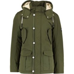 TOM TAILOR DENIM HERITAGE Kurtka przejściowa woodland green. Zielone kurtki męskie przejściowe marki TOM TAILOR DENIM, m, z bawełny. W wyprzedaży za 381,75 zł.