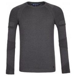 Paul Parker Sweter Męski L Szary. Niebieskie swetry klasyczne męskie marki Oakley, na lato, z bawełny, eleganckie. W wyprzedaży za 149,00 zł.