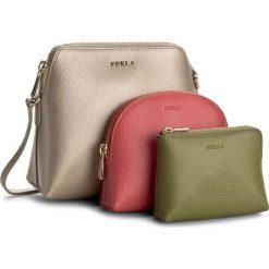 Torebka FURLA - Boheme 888189 E EK08 AM2 Gold Kaki. Czerwone torebki klasyczne damskie Furla. W wyprzedaży za 489,00 zł.