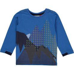 """Koszulka """"Tyler 609"""" w kolorze niebieskim. Niebieskie t-shirty chłopięce z długim rękawem LEGO Wear. W wyprzedaży za 49,95 zł."""