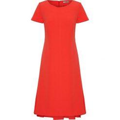 Sukienki asymetryczne: Sukienka w kolorze czerwonym