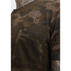 T-shirty męskie z nadrukiem: Tigha CADMON Tshirt z nadrukiem light camouflage