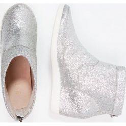 Botki damskie lity: Shoe The Bear EMMY Ankle boot silver