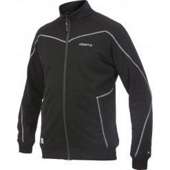 Bejsbolówki męskie: Craft Bluza męska In The Zone Sweatshirt czarna r. M (1902636-9900)