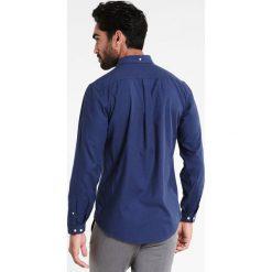 Koszule męskie na spinki: Lindbergh MELANGE STRETCH Koszula med blue