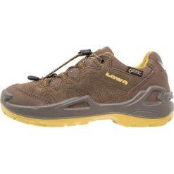 Buty trekkingowe chłopięce: Lowa DIEGO GTX Półbuty trekkingowe oliv/senf