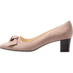 Peter Kaiser BINELLA Czółenka sand. Różowe buty ślubne damskie Peter Kaiser, z materiału. Za 679,00 zł.