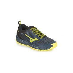 Buty do biegania Mizuno  WAVE IBUKI. Fioletowe buty do biegania damskie marki KALENJI, z gumy. Za 439,00 zł.