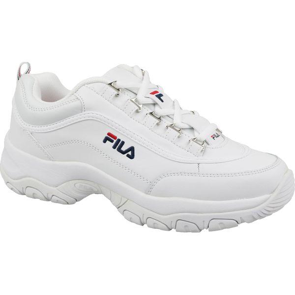Fila Strada Low Wmn 1010560 1FG białe 40