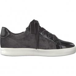 Sneakersy w kolorze szarym. Szare sneakersy damskie marki Marco Tozzi. W wyprzedaży za 104,95 zł.