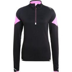 CMP TRAIL Koszulka sportowa nero/pink fluo. Czerwone topy sportowe damskie marki CMP, z materiału. W wyprzedaży za 149,40 zł.
