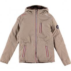 """Kurtka przejściowa """"Alias"""" w kolorze beżowym. Brązowe kurtki chłopięce przejściowe marki Geographical Norway Kids & Women. W wyprzedaży za 226,95 zł."""