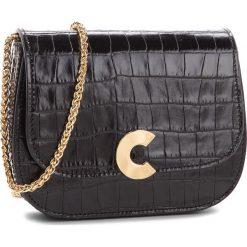 Torebka COCCINELLE - CK3 Craquante Croco E1 CK3 55 01 01 Noir/Noir 001. Czarne torebki klasyczne damskie Coccinelle, ze skóry. W wyprzedaży za 979,00 zł.