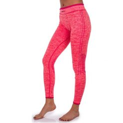 Spodnie sportowe damskie: Craft Spodnie termoaktywne damskie Active Comfort Pants Baselayer różowe r. L (1903715-B410)