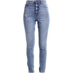 Cheap Monday DONNA Jeansy Slim Fit stone blue. Niebieskie rurki damskie Cheap Monday. W wyprzedaży za 239,20 zł.