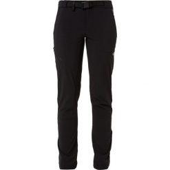 The North Face SPEEDLIGHT Spodnie materiałowe black. Różowe bryczesy damskie marki The North Face, m, z nadrukiem, z bawełny. Za 399,00 zł.